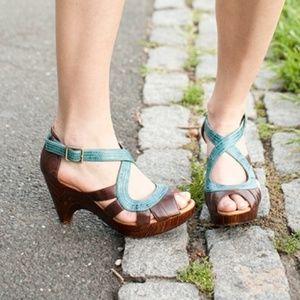Miz Mooz Petra Platform Sandals